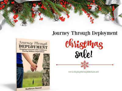 Journey Through Deployment Book Sale and FREE Chapter!