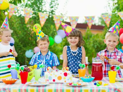 4 Fun and Inexpensive Party Themes for Kids