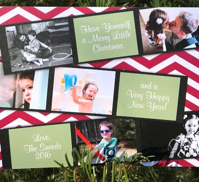 The Best Way to Customize Your Christmas Photo Cards