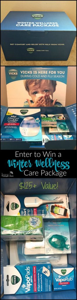 Winter Wellness Care Package