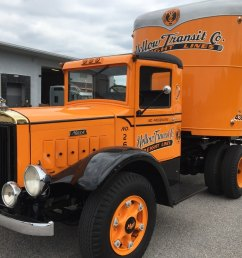 1939 mack bm and 1937 fruehauf trailer in the collection of the keystone museum the keystone museum and keith jones acquired this restored truck and  [ 1066 x 800 Pixel ]