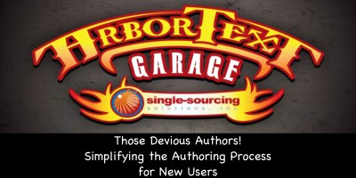 Those Devious Authors! Simplifying the Authoring Process for New Users