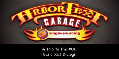 A Trip to the XUI: Basic XUI Dialogs