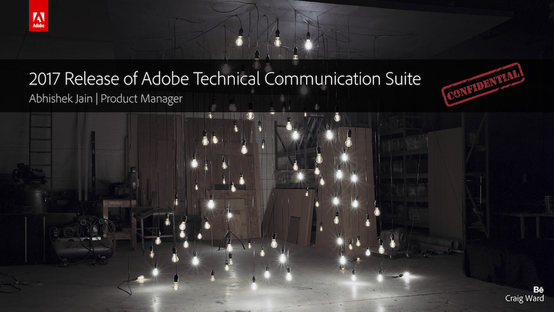 Review: Adobe Technical Communications Suite 2017, UI, UX, and Techcomm