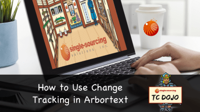 How to Use Change Tracking in Arbortext