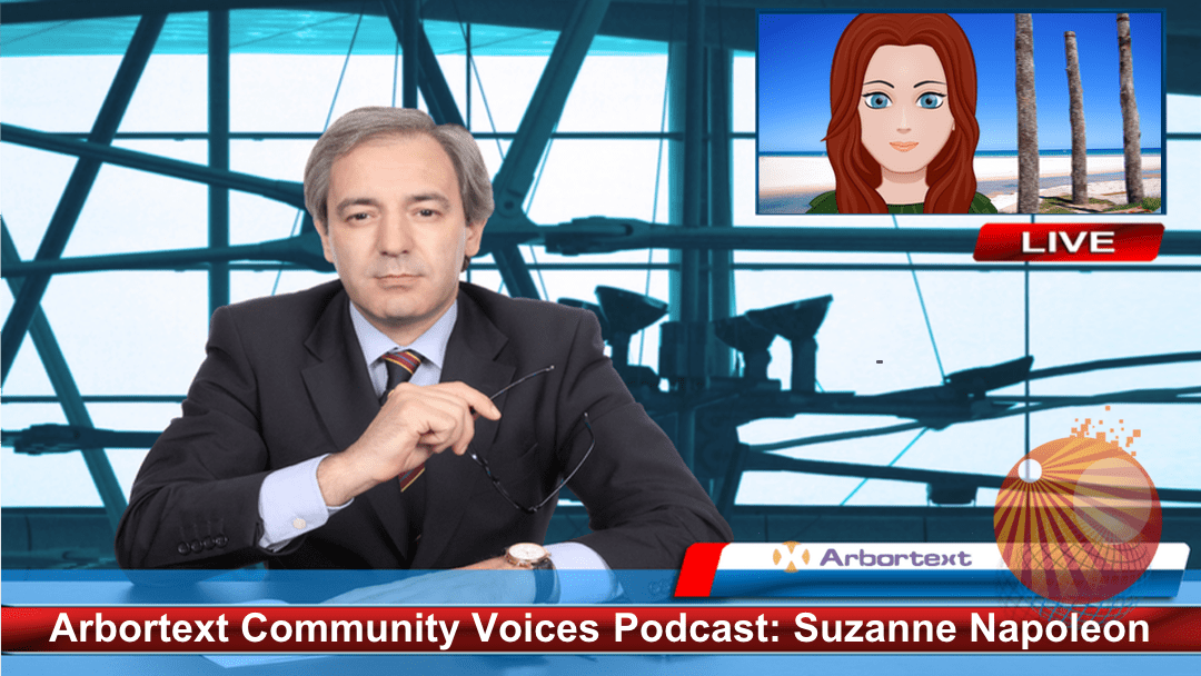 Podcast Posted: Interview with Suzanne Napoleon
