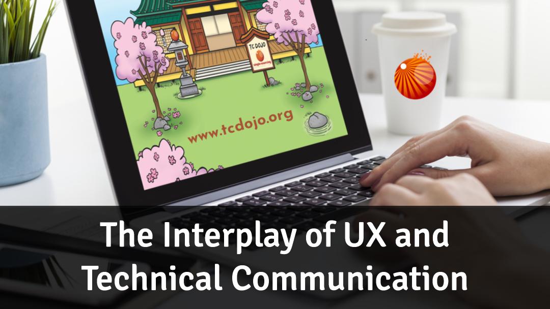 Interplay of ux and techcomm webinar hero image