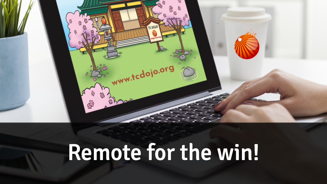 Remote for the Win webinar hero image