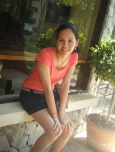 Warin a Thai Girl in Phuket