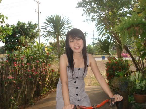 Poo a Thai Girl from Loei