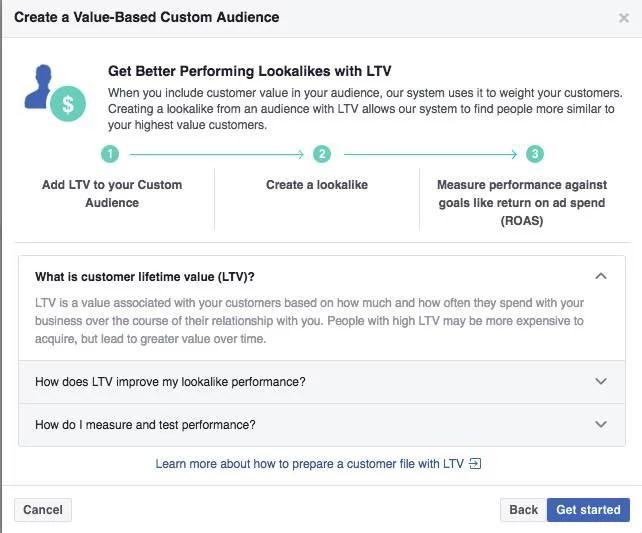 pubblico a vita valore personalizzato facebook 4