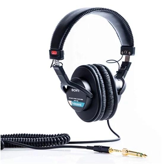 Sony MDR7506 Cuffie professionali a diaframma largo