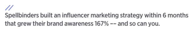 BigCommerce influencer marketing