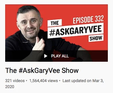Ask Gary Vee