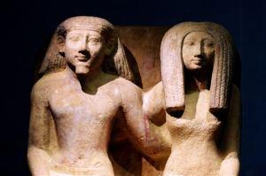 egyptian couple