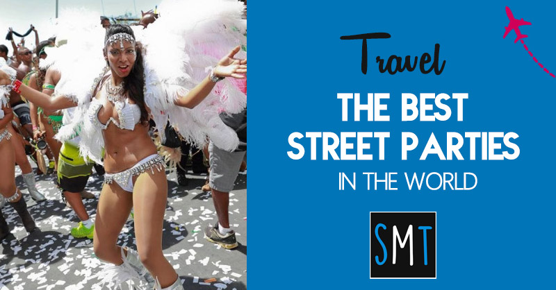 The 5 Best Street Parties From Around The World