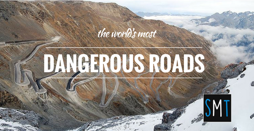 The World's Most Dangerous Roads