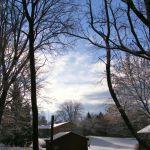 The First Snowfall of the Season