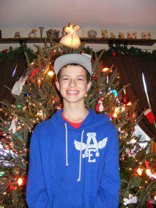 Christmas Pictures - Christmas Birthday Boy