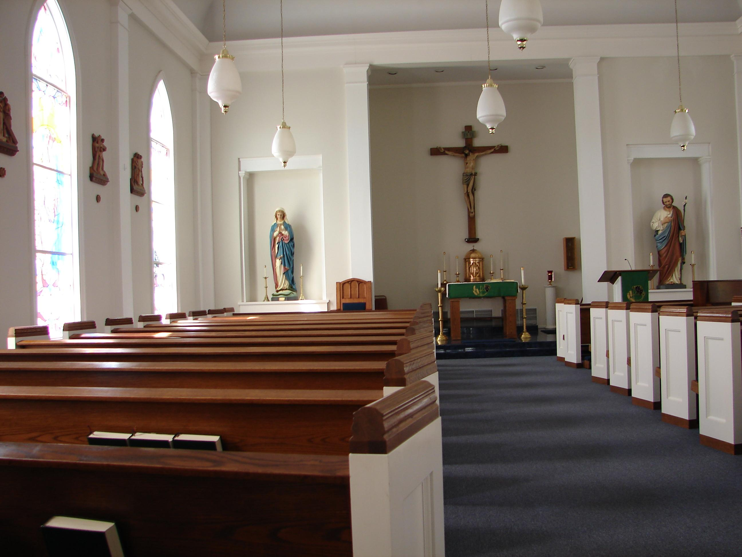 churchs ferry catholic single women Catholic dating that's focused on the person swipe leftswipe right that's how most dating sites view online dating at catholic singles, we foster deeper relationships because we focus on your interests and activities, not just your picture.