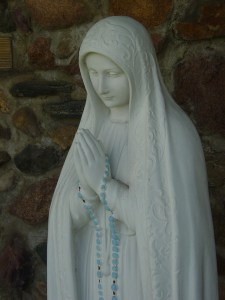 Mary and the Holy Rosary