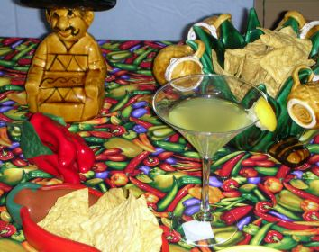 Margarita & Chips Party