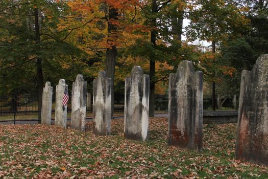 Thou shall not kill - cemetery