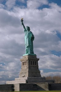 Hope - Statue of Liberty