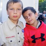 Boy Scout Camp & The Desperate Text Message