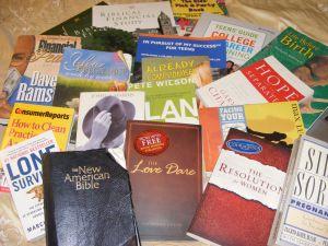 Books I use
