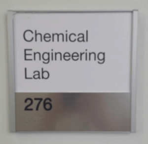 Chemical Engineering Lab - Virginia Tech