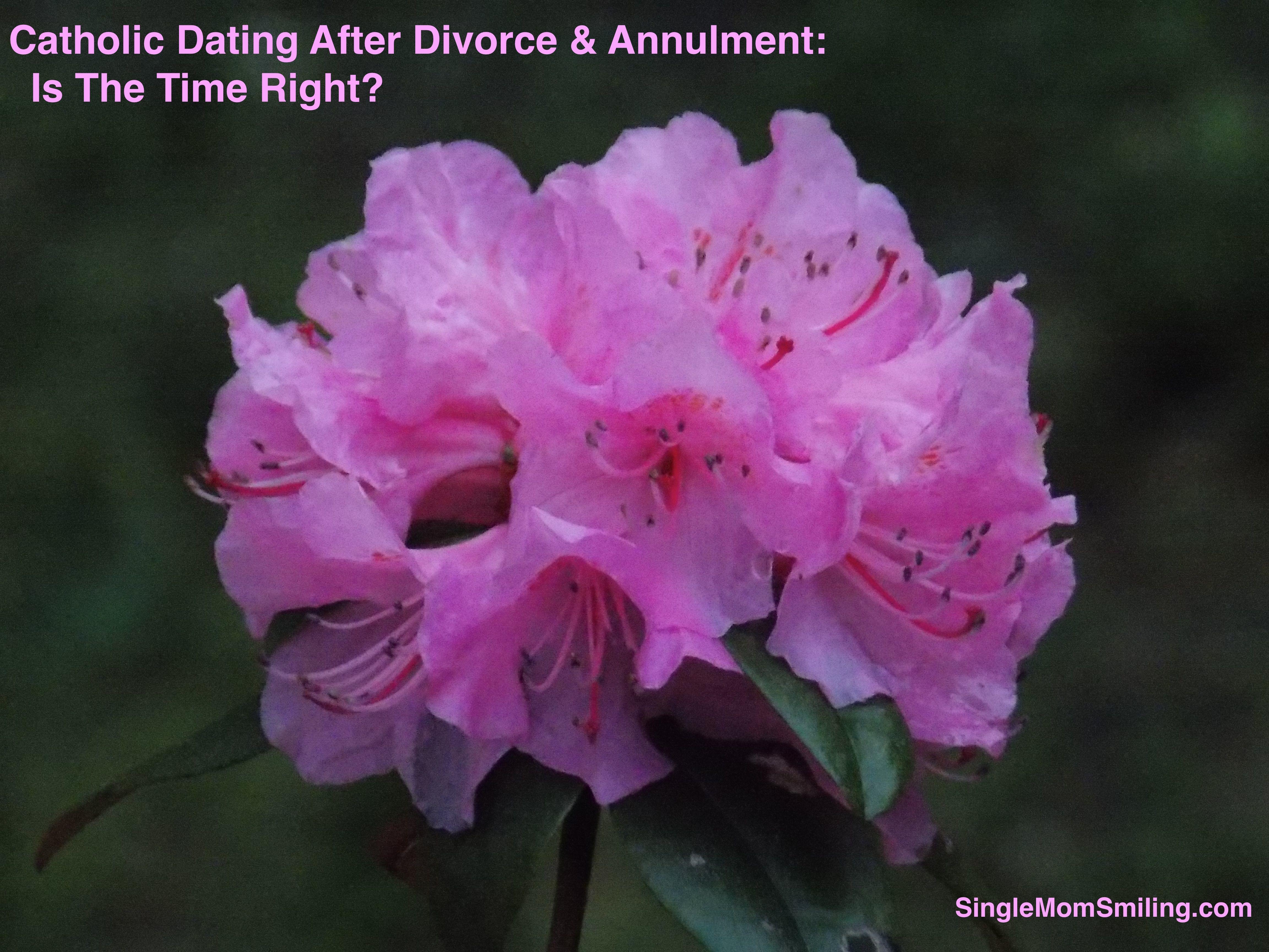 catholic dating divorced non catholic