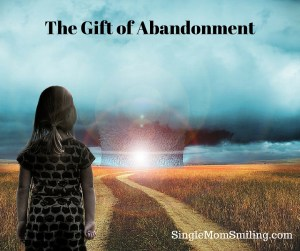 The Gift of Abandonment - girl in field