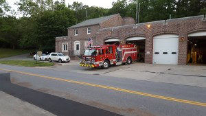 West Point firehouse