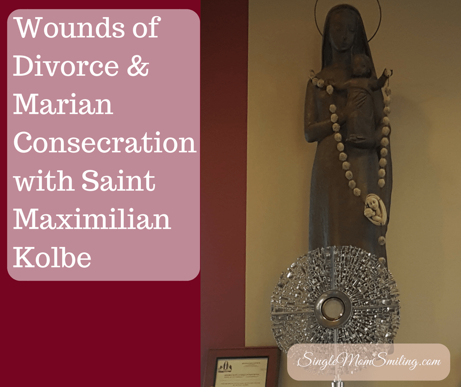 Wounds Of Divorce \\u0026 Marian Consecration With Maximilian Kolbe & Marian Doors Feast \u0026 Marian Symbol #3 Embroidery Design\