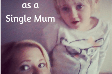 3 years as a single mum