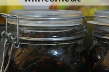 Easy Slow Cooker Mincemeat Recipe
