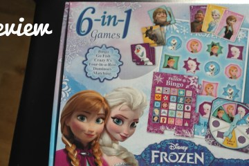 Frozen Games Review