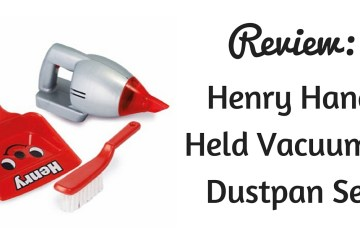 Henry hand held vacuum toy review