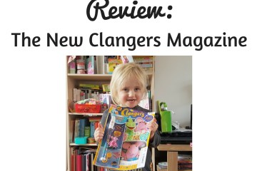 Review Clangers Magazine