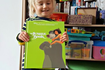 disney book week jungle book