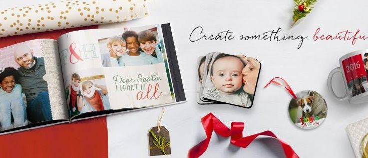 i love to make personalised christmas cards each year to send to our family and friends so when snapfish contacted me to tell me about their personalised
