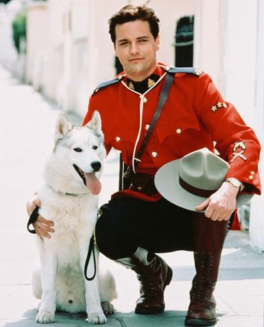 Due South mountie