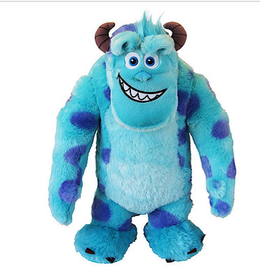 monsters university sulley toy