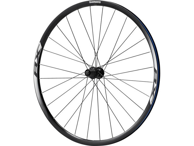 Shimano Wheels WH-RX010 disc road wheel, clincher 24mm, 11