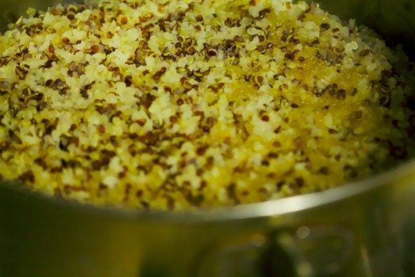 Recetas con quinoa para celiacos