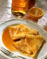 Crepes para celíacos: varias recetas sin gluten
