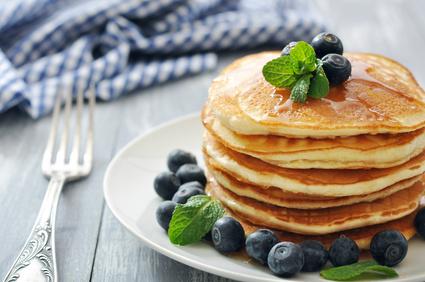 Panqueques y Waffles sin Gluten: 3 Recetas para celiacos