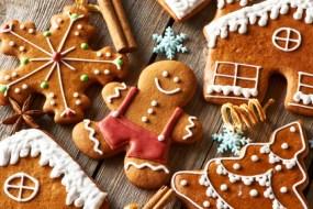 Galletas Sin Gluten para Navidad: 2 recetas
