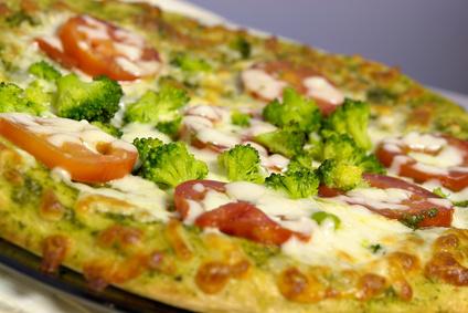 2 masas y 3 combinaciones de Pizza Sin Gluten